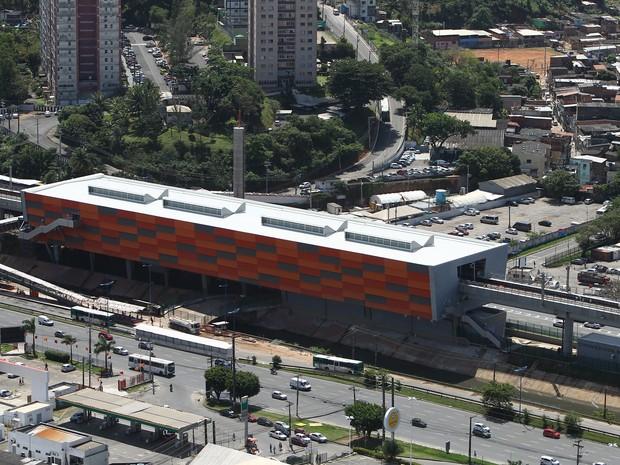Estação do Detran entra em operação na segunda-feira (Foto: Mateus Pereira/GOVBA)