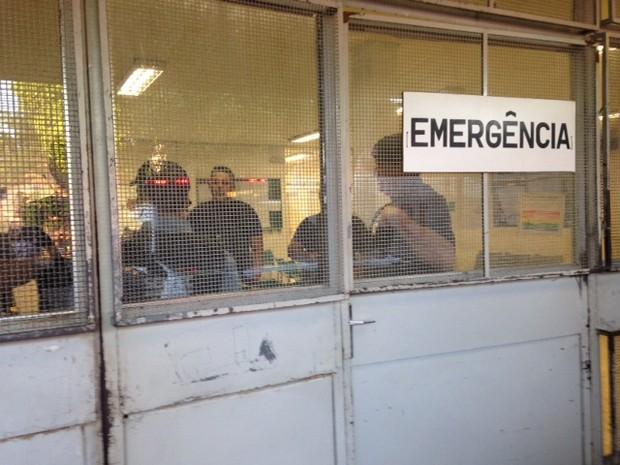 Fechamento foi determinado após execução em frente a profissionais (Foto: Dayanne Rodrigues/RBS TV)