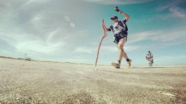 Vladmi corre para quebrar recorde mundial