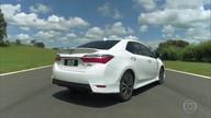 Toyota Corolla é renovado