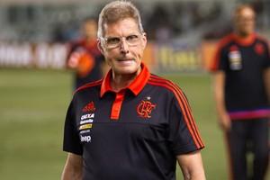Oswaldo de Oliveira Flamengo (Foto: FLAVIO HOPP/BRAZIL PHOTO PRESS/ESTADÃO CONTEÚDO)