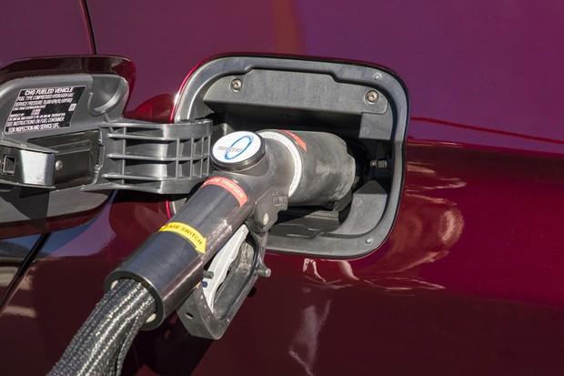 Célula de combustível da Honda (Foto: Divulgação)