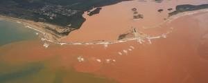 Lama avança 30 km ao Norte do  mar no Espírito Santo, diz instituto (Fred Loureiro/ Secom-ES)