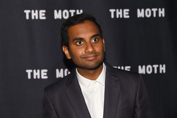 O ator Azis Ansari (Foto: Getty Images)