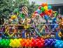 FOTOS: multidão segue 17 trios na Parada Gay de SP (Cris Faga/Fox Press Photo/Estadão Conteúdo)