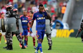 Sport não vai multar Everton Felipe e Lenis por expulsões contra o Vitória
