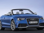 Audi apresenta verso conversvel do RS 5