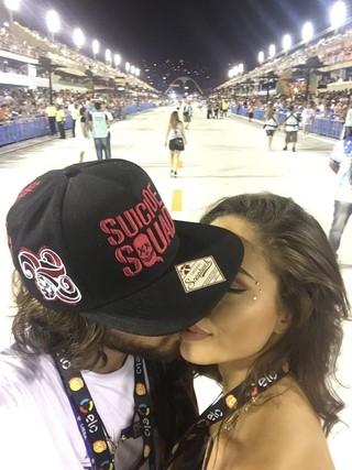 Diego Aguiar e Sabrina (Foto: Reprodução/Instagram)