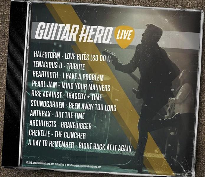 Guitar Hero revela novas músicas, incluindo Pearl Jam e Tenacious D (Foto: Reprodução/VG247)
