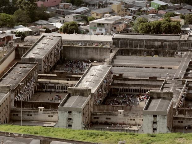 Hoje nomeado Cadeia Pública, presídio foi construído em 1950 e desde então acumula uma série de problemas (Foto: Reprodução)
