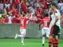 Lino elogia ousadia do Inter e critica acomodação do Flamengo após o gol