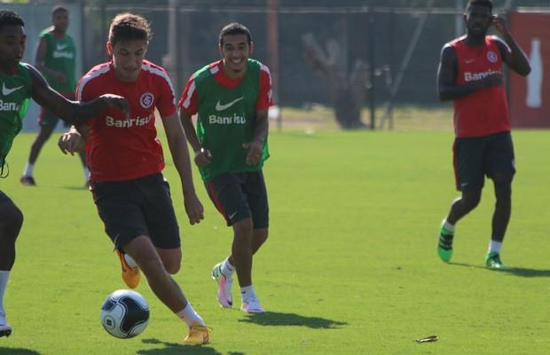 William Inter (Foto: Eduardo Deconto/GloboEsporte.com)