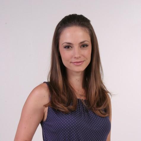Rosanne é a professora Helena em 'Carrossel' (Foto: Divulgação)