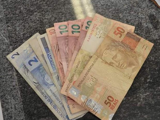 Adolescente teria roubado R$ 150 da vítima  (Foto: Diego Pereira/ Mais Tupã)