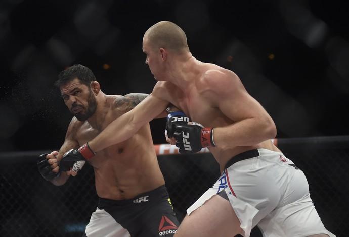 Stefan Struve Rodrigo Minotauro UFC Rio 7 (Foto: André Durão)