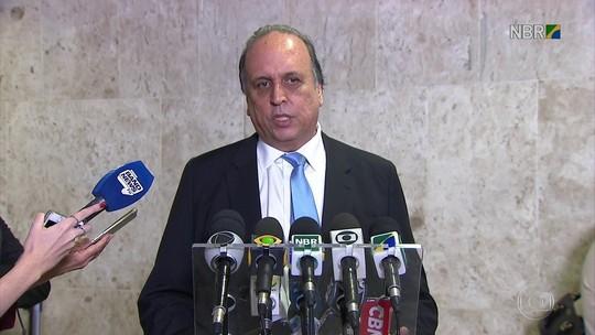 Governo federal anuncia presença de mil policiais para atuar no RJ