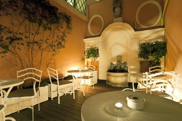 Hotel D.O.M. em Roma (Foto: Divulgação)