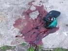 Suspeito é baleado na cabeça após tentar atirar em agente penitenciário