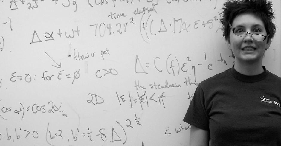 Matemática (Foto: Flickr/ Andrea Allen)