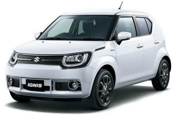 Novo Suzuki Ignis será lançado durante o Salão de Paris de 2016