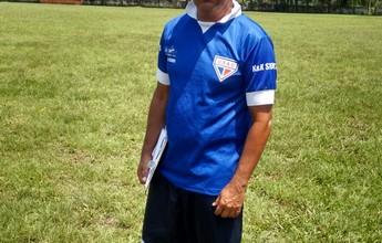 Ivanildo Santos avalia atletas do Usac para formar elenco da Taça Paulista