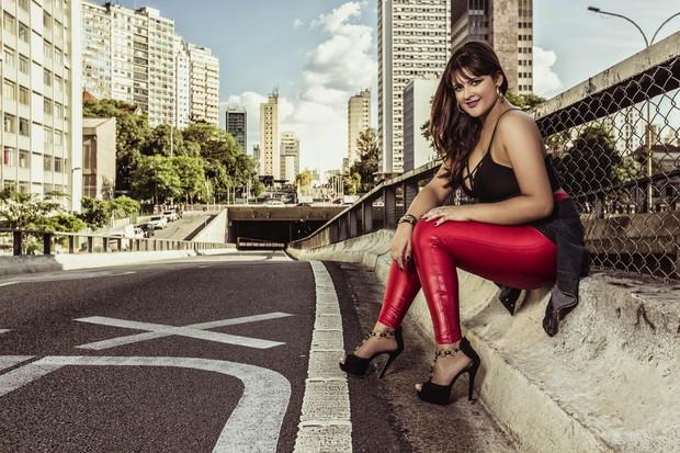 Sertaneja Mônica Guedes prepara novo clipe (Foto: Divulgação / Eduardo Orelha)