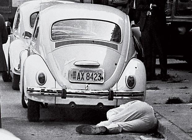 MECENAS DA TORTURA Henning Boilesen, industrial, morto por rebeldes. Ele bancou a repressão (Foto: Claudine  Petroli/Estadão Conteúdo/AE)
