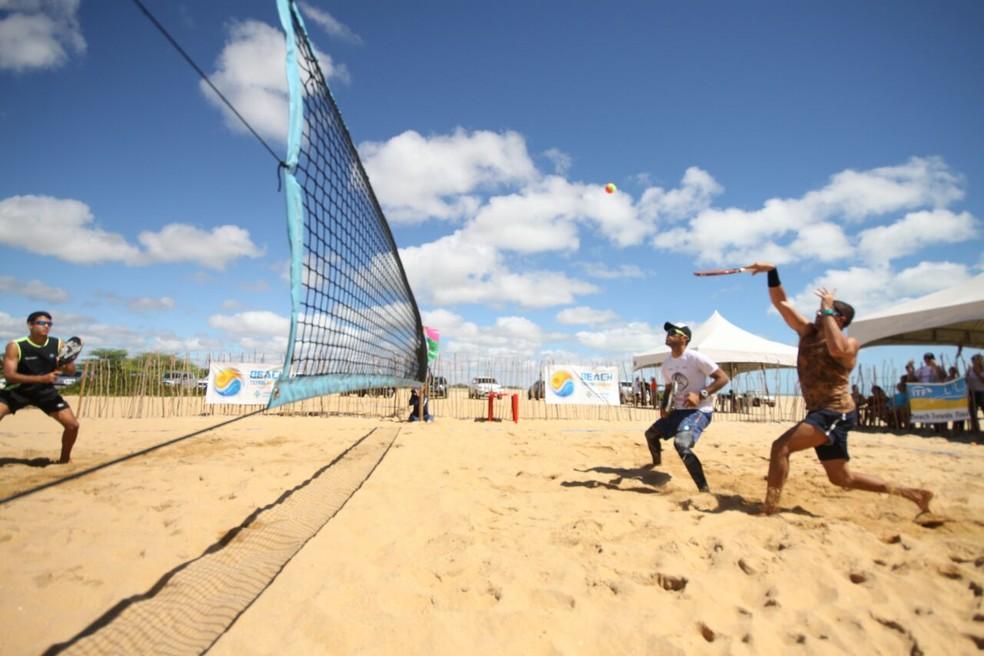 Com 18 quadras à beira-mar, São Miguel do Gostoso recebe ITF 2.500 (Foto: Júnior Wanderley)