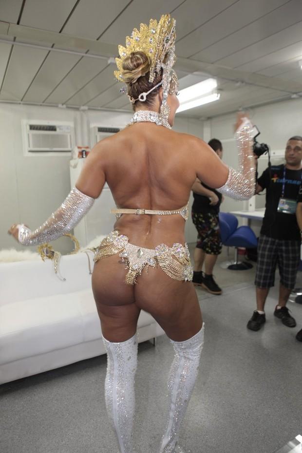 Angela Bismarchi (Foto: Isac)