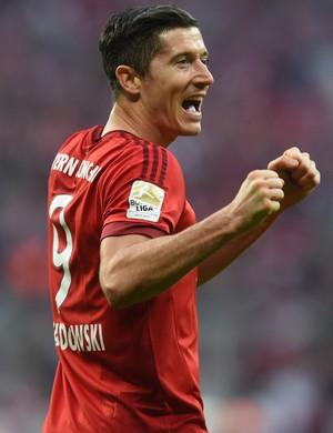 Lewandowski Bayern de Munique Schalke 04 (Foto: AFP)