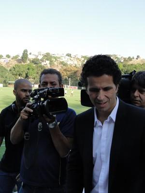 Rodrigo Lasmar; Atlético-MG: Cidade do Galo (Foto: Léo Simonini / Globoesporte.com)