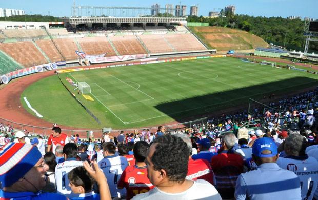 pituaçu; bahia (Foto: Eric Luis Carvalho/Globoesporte.com)