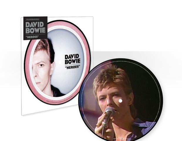 """Single de 'Heroes"""", de David Bowie, será lançado (Foto: reprodução )"""