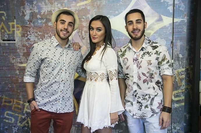 Melim já compôs para cantores famosos  (Foto: Rapahel Dias/Gshow)