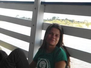 Thaís Buratto, de 24 anos, é barrada em voo internacional (Foto: Divulgação)