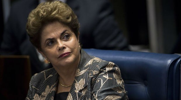 Dilma Rousseff: impeachment afasta presidente (Foto: Agência Brasil)