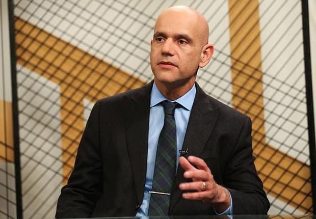O secretário da Previdência, Marcelo Caetano (Foto: Divulgação/Diálogo Brasil)