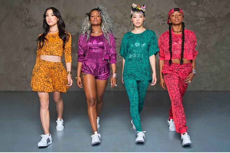 3c3223ea616 Pharrell lança coleção feminina com a adidas Originals - Vogue