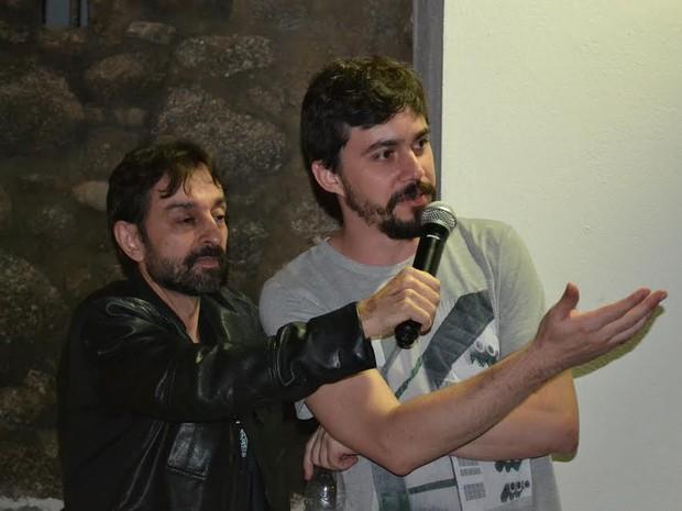 Caio Carmacho mora em Piracicaba e é o idealizador do evento (Foto: Claudia Assencio/G1)