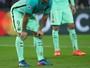 """Suárez defende Luis Enrique após goleada: """"Não é justo atacar só um"""""""