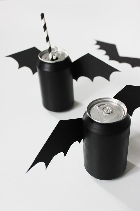 Refrigerante de morcego (Foto: Reprodução/Amanda Morbeck)