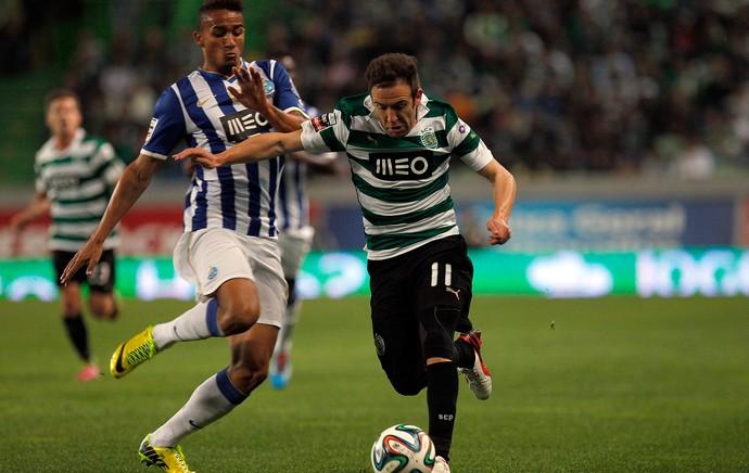 Danilo porto Capel sporting (Foto: Agência AP)