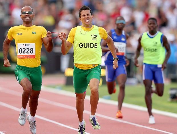 Daniel Silva atletismo paralímpico França (Foto: Getty Images)