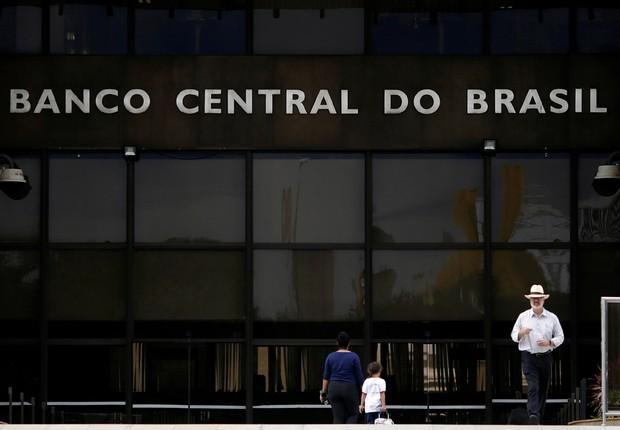 Banco Central em Brasília  (Foto: Ueslei Marcelino/Reuters)