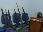 Grupo suspeito de assaltos a banco e arrombamento a caixas é preso em PE