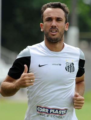 Thiago Ribeiro Santos (Foto: Ivan Storti / Divulgação Santos FC)