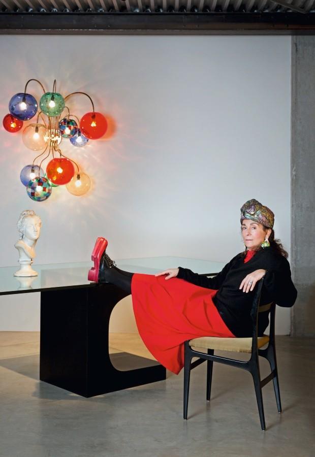 mulheres no poder: profissionais criativas que tem posição de destaque (Foto: Filippo Bamberghi)