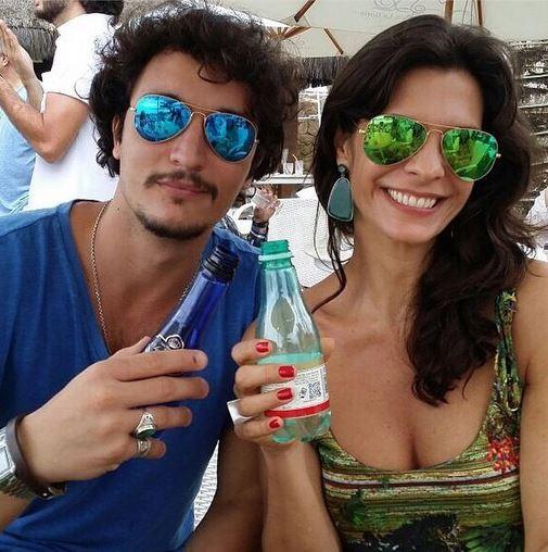 Helena Ranaldi e namorado (Foto: Reprodução / Instagram)