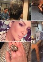 Saia de Cláudia Leitte no 'The Voice' custa R$ 4 mil e é bordada à mão