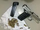 Trio é preso após fazer família refém durante assalto em Teresina